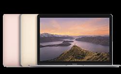 Mac 2016 Macbook Rose Gold Baru