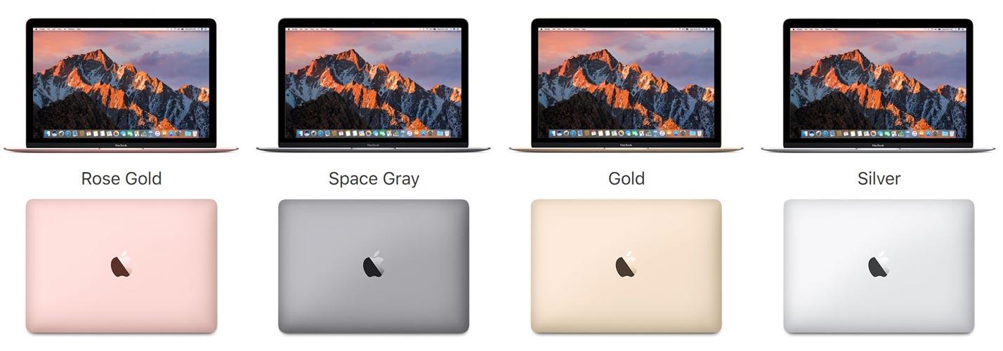 Macbook Series JenisMac.com