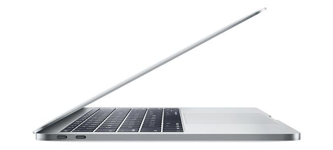 Harga Jual Macbook Pro Retina 13 Inch 2016 MLL42 Second Warna Silver