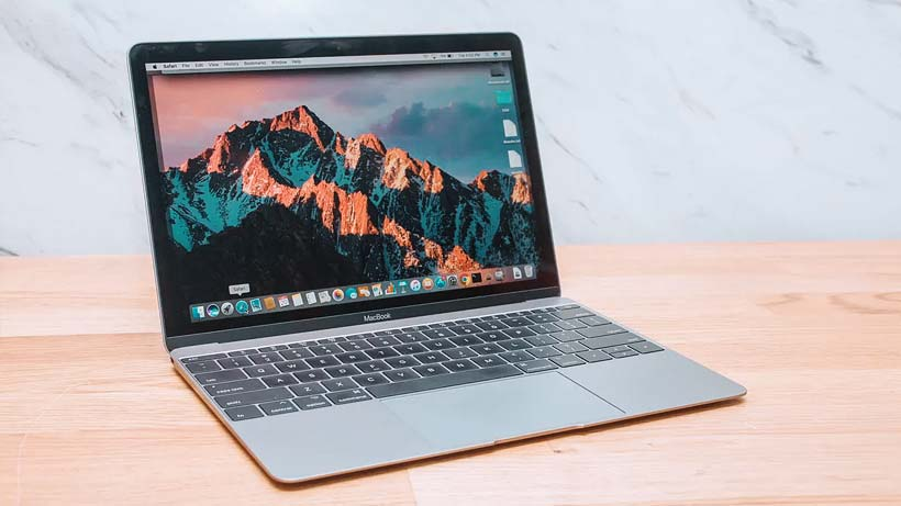 Spesifikasi Harga Macbook Core i5 12 Inch Mid 2017 MNYG2