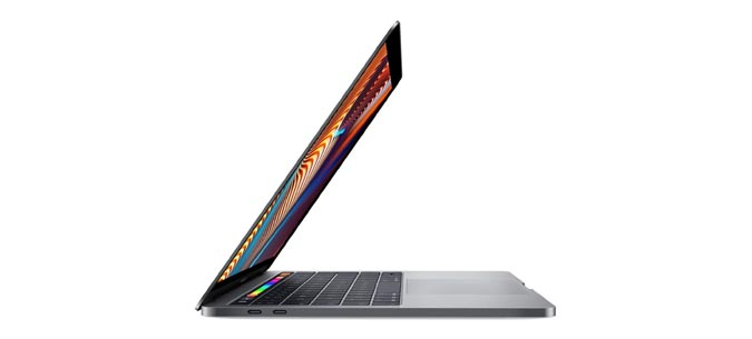 Harga Macbook Pro 16 Inch 2019 Core i9 Thunderbolt Ports Space Gray