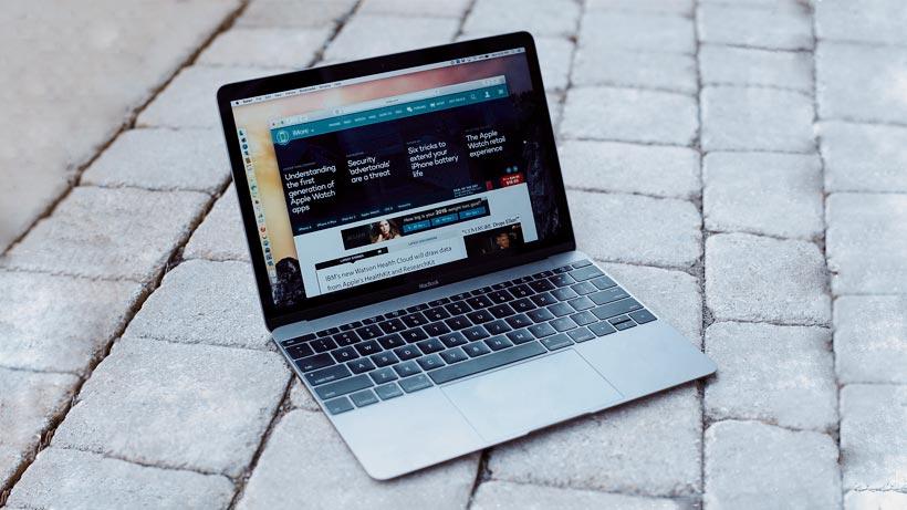 Spesifikasi Harga Macbook Retina 12 Inch 2015 Core M 1.2 Bekas Murah
