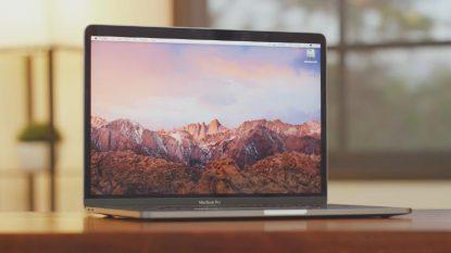 Spesifikasi Macbook Pro Touch Bar 13 Inch 2016 Core i5 MLH12