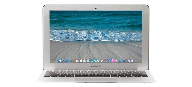 Harga Jual Macbook Air 11 Inch 2015 MJVM2 Second Silver
