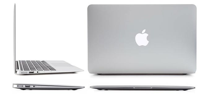 Review Harga Laptop Apple Macbook Air 11 Inch 2014 MD711 Silver