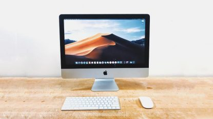 Review iMac 21.5 Inch Core i5 2015 MK422