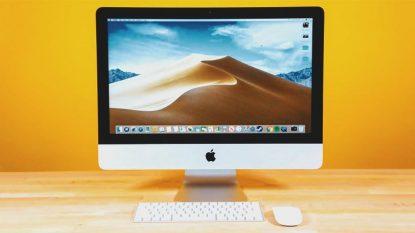 Spesifikasi Harga iMac 4K 21.5 Inch 2019 Core i3 MRT32 Terbaru