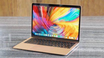 Spesifikasi Review Macbook Air Retina 13 Inch 256 GB 2018 MRE82