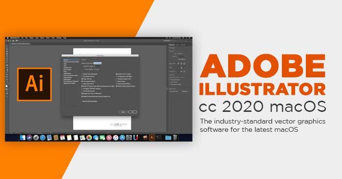 Adobe Illustrator 2020 Mac full review support Catalina terbaru