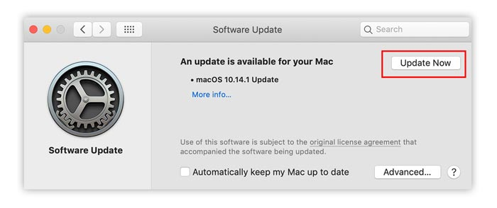 App is damaged cant be openen fix update macOS