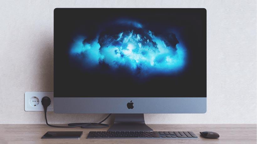 Apple Desktop iMac Pro Retina 5K 27 Inch 2017 14 Core Xeon