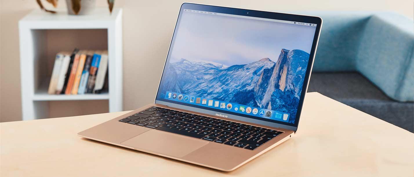 Semua produk Apple Macbook Air spesifikasi dan harga