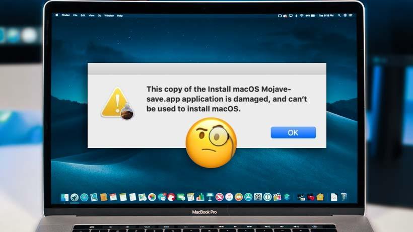 Cara memperbaiki error application damaged macOS
