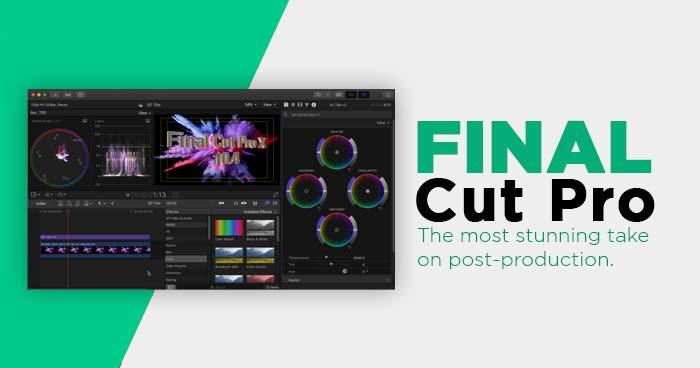 Final Cut Pro X full review support MacOS Catalina terbaru