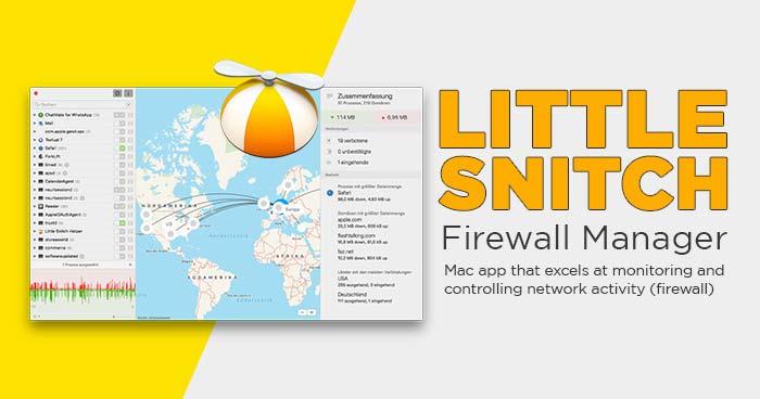 Little Snitch Mac full review support catalina terbaru