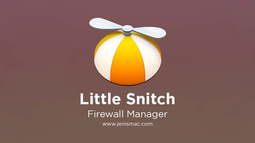 Review aplikasi Little Snitch Mac download gratis