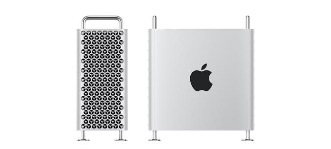 Review Harga Jual Mac Pro 2019 Eight Core Xeon Thunderbolt 3