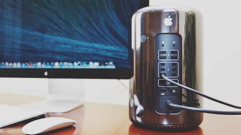Review Spesifikasi Apple Mac Pro 2013 MQGG2 Eight Core Xeon E5