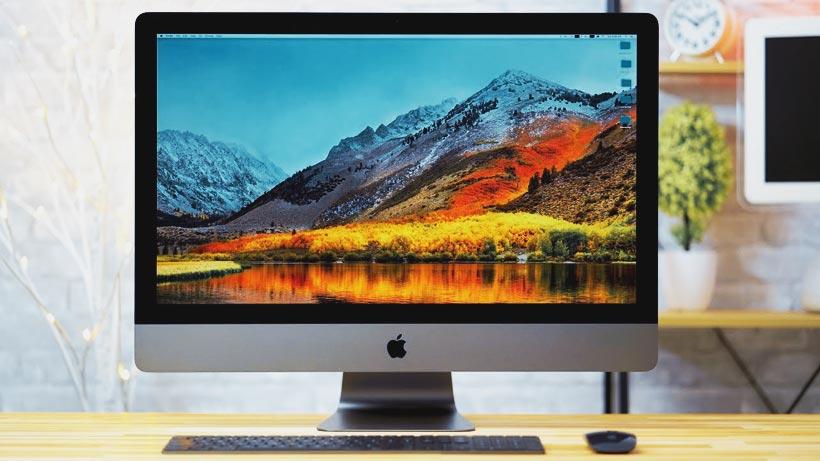 Spesifikasi Apple iMac Pro 5K 27 Inch 2017 MQ2Y2 Xeon 8 Core