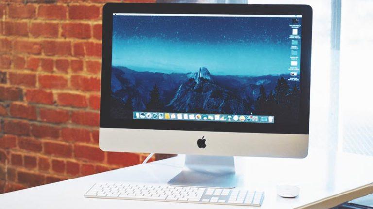 Spesifikasi Apple iMac Retina 4K 21.5 Inch Mid 2017 MNDY2 Silver