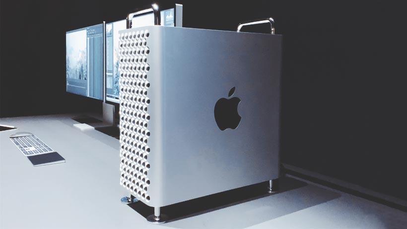 Spesifikasi Apple Mac Pro 2019 8-Core Xeon W 256 GB