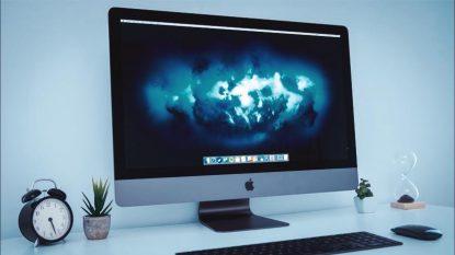 Spesifikasi harga iMac Pro 5K 27 Inch 2017 10 Core Xeon Space Gray