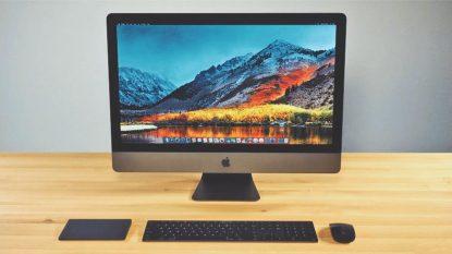 Spesifikasi Harga iMac Pro Retina 5K 27 Inch 2017 Vega 56 Space gray