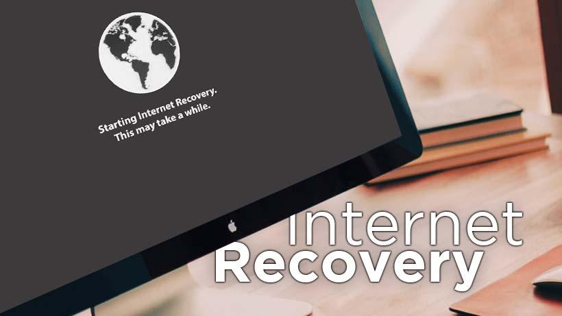 Tutorial install ulang macOS dengan Internet Recovery