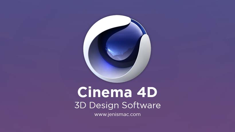 Review aplikasi Cinema 4D R21 Mac download gratis