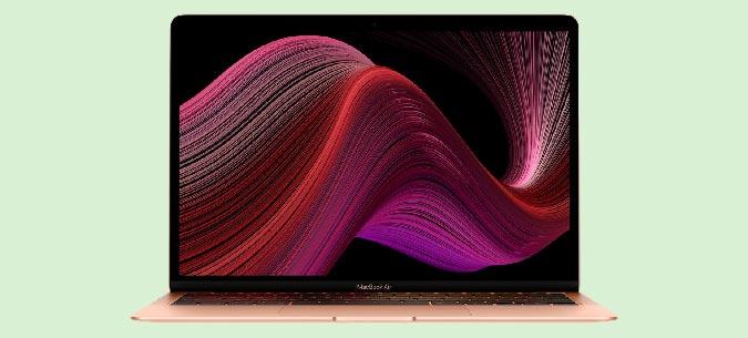 Harga Jual Macbook Air 2020 13 Inch MVH22 Core i5 Terbaru