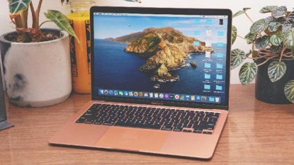 Spesifikasi Apple Macbook Air 2020 13 Inch Core i5 MVH22
